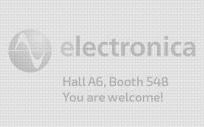 Electronica 2016 exhibition background