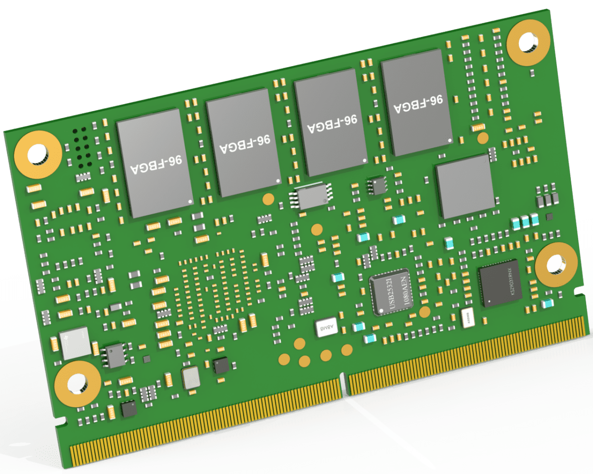 i.MX6 based SMARC System-on-Module (SoM)